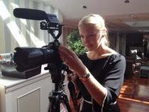 Belinda video productions, new york wedding videographer